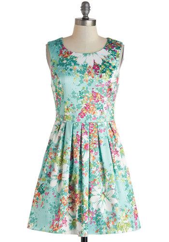 Silky Simplicity Dress
