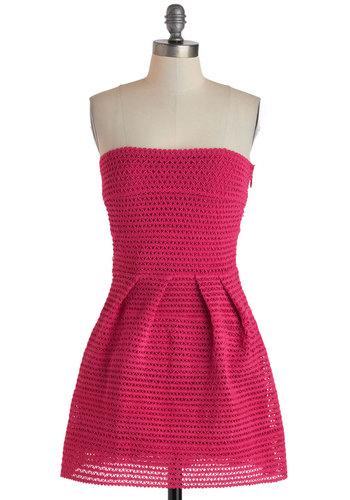Take a Closer Loop Dress