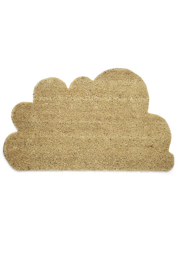 Wel-cumulus Home Doormat - Tan, Solid, Better