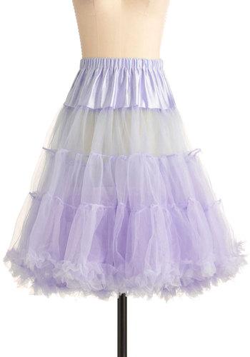 Va Va Voluminous Petticoat in Lavender