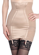 Know the Taupes Waist Corselet