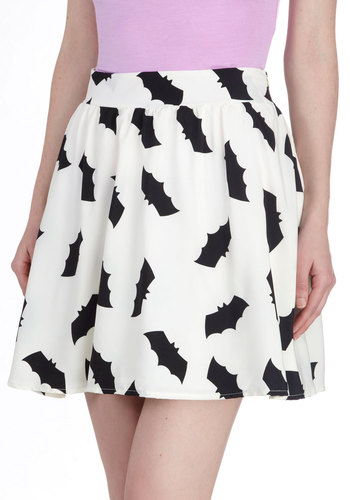 Bats All, Folks! Skirt