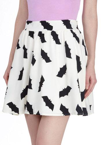 Bats All, Folks! Skirt