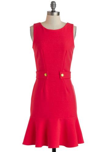 Dragonfruit Punch Dress