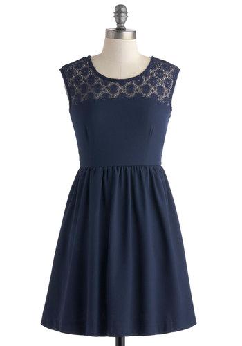 Something Blueberry Dress