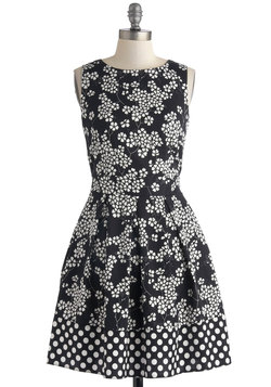 In the Pattern Mix Dress in Floral