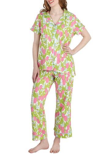 Posy Doze Pajamas