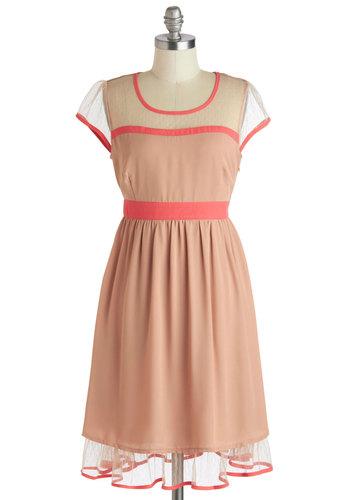 Almond Cake Dress