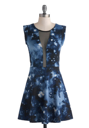 Empyreal Radiance Dress