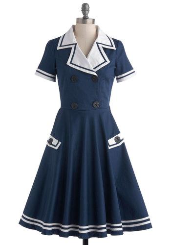 High Seas Entertainer Dress