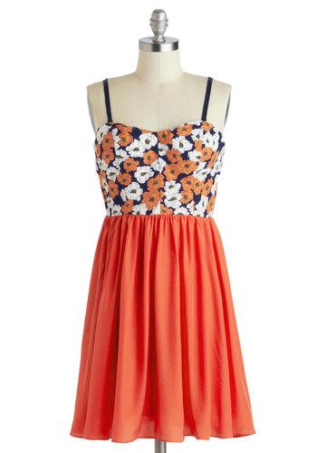 Graceful Gardener Dress