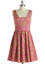 Betsey Johnson Latticework Like a Charm Dress