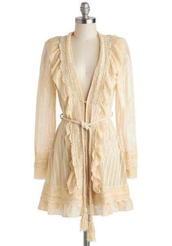 Frilled to See You Cardigan