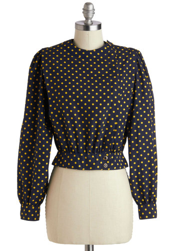 Vintage Posh the Envelope Top