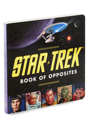Star Trek Book of Opposites - Good