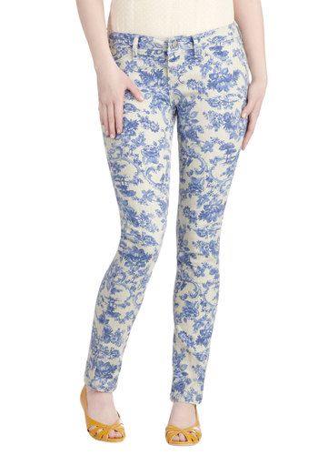 Toile at Once Jeans