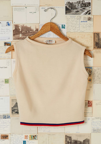 Vintage Just Desert Top