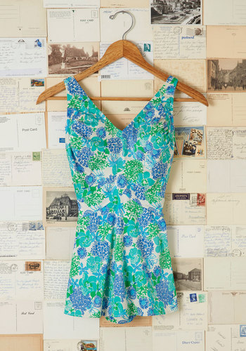 Vintage North Shore Bet Swimsuit