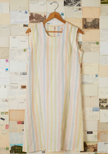 Vintage Write Home Dress