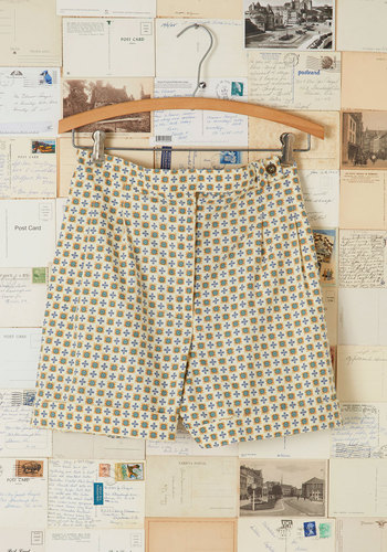 Vintage Coast Importantly Shorts