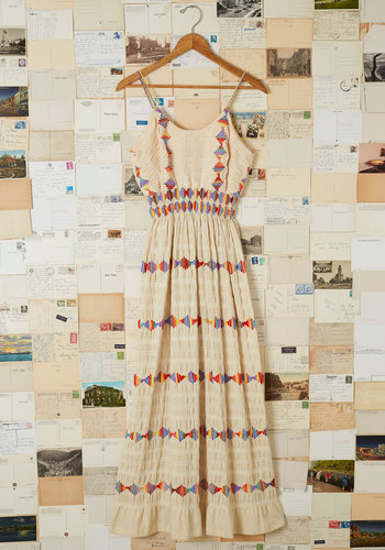 Vintage Fashion-al Parks Dress