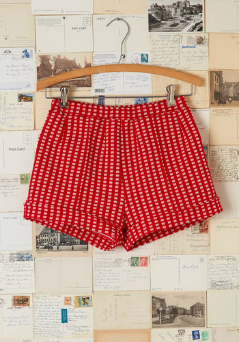 Vintage Great Plains And Simple Shorts