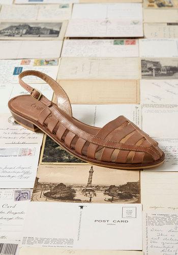 Vintage Sandbar and Grill Sandals