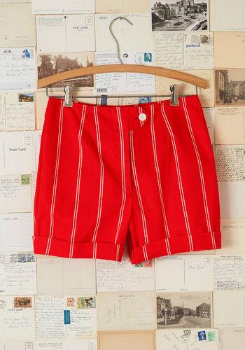Vintage Grand Detour Shorts