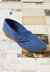 Vintage Take the Oceanic Route Wedge