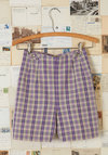 Vintage Happy Go Lilac Shorts