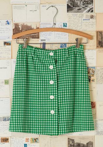 Vintage Sweet Sojourn Skirt