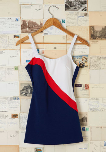 Vintage Water Ski Wonder One Piece