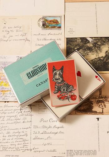 Vintage Great Scottie Canasta Card Set
