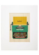 Typewrite Away Print