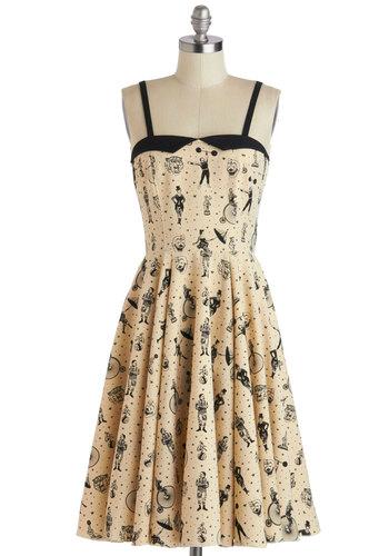Clowning Around Dress