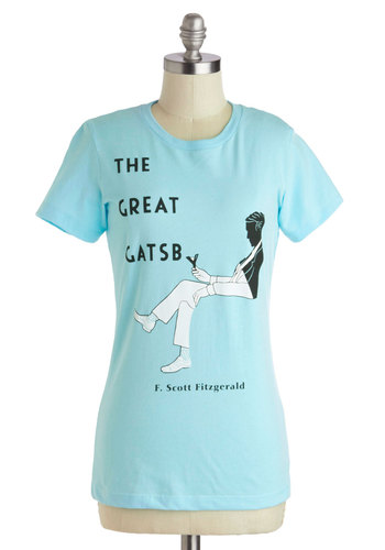 Novel Tee in Gatsby