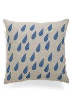 Rain, Rain, Getaway Pillow