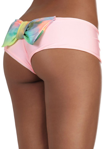 Sunshine and Sprinklers Swimsuit Bottom in Tie Dye