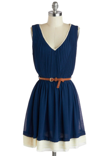 Secluded Cabin Dress