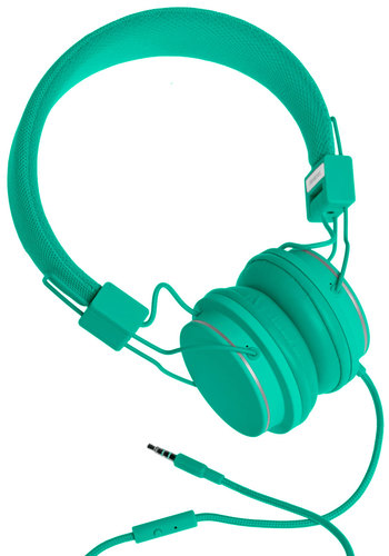 Thoroughly Modern Musician Headphones in Ocean by Urbanears - Green, Music, Solid, Urban, Variation