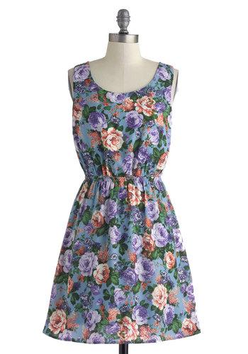 Always On Needlepoint Dress