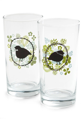 Fly-namic Duo Glasses - Multi, Green, Black, Print with Animals, Good, Wedding