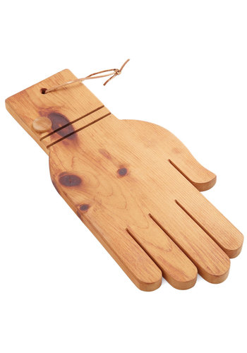 Vintage Hand Together Cutting Board