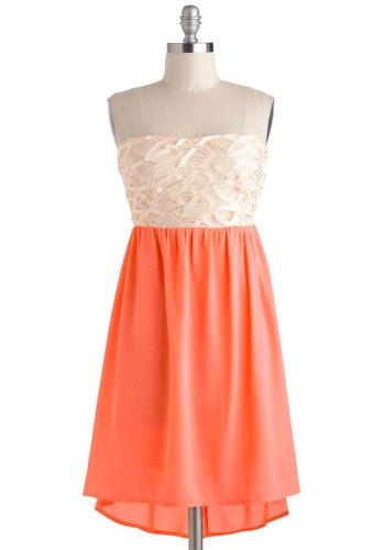 I Loop to You Dress