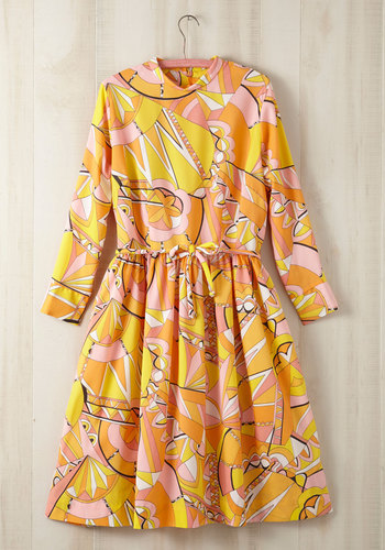 Vintage Apple of My Island Dress in Plus Size