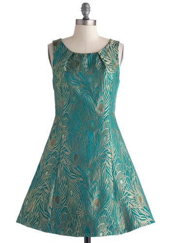 Aviary Engagement Dress