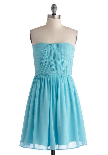 Sparkling Water Dress