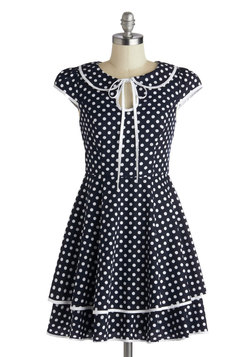 This Must Be the Dot Dress