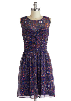 Kaleidoscopes and Dreams Dress