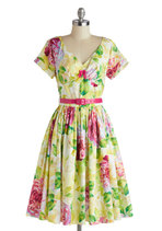 Destination, Dancing Dress in Peony